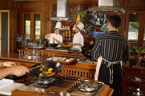 Dhara Dhevi Cooking Academy